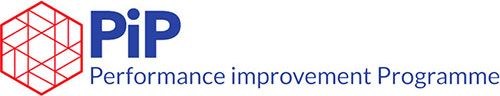 PiP - Performance Improvement Programmes Logo